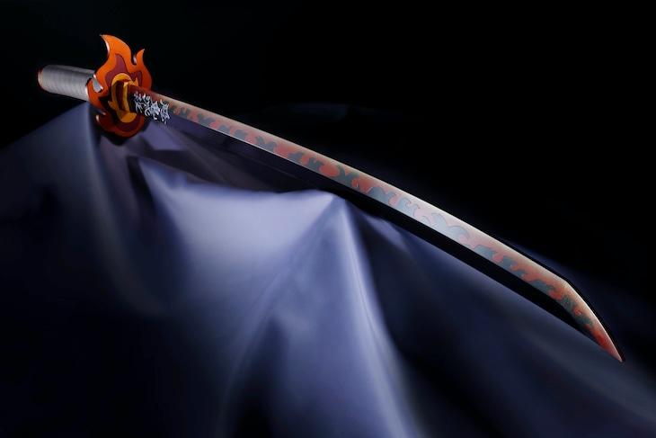 「PROPLICA 日輪刀(煉獄杏寿郎)」