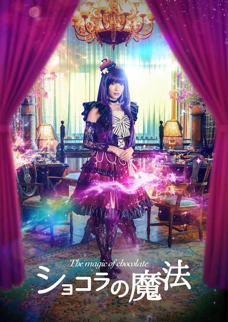 映画「ショコラの魔法」ティザービジュアル