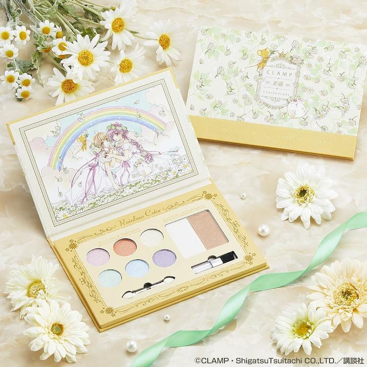 ラストワン賞「きらめく虹色コスメパレット -CLAMP 30th Anniversary-」