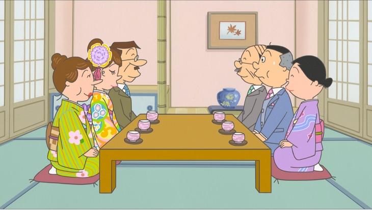 「ノリスケ青春時代~下宿からお見合いまで~」より。
