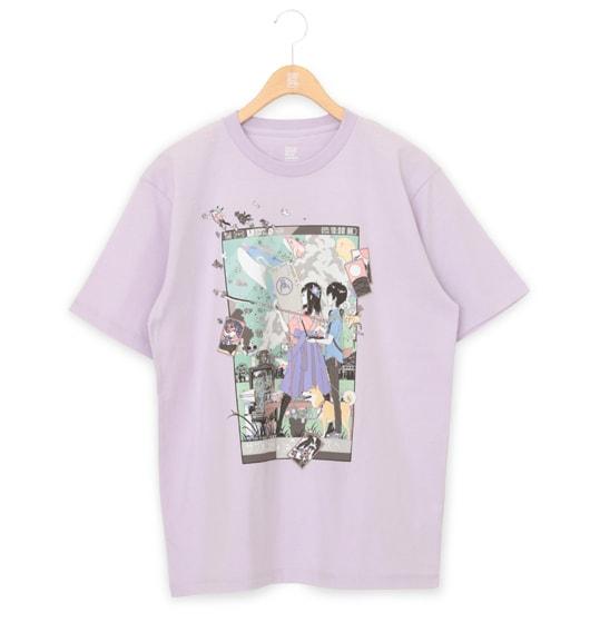 「サマーウォーズ×中村佑介」Tシャツ