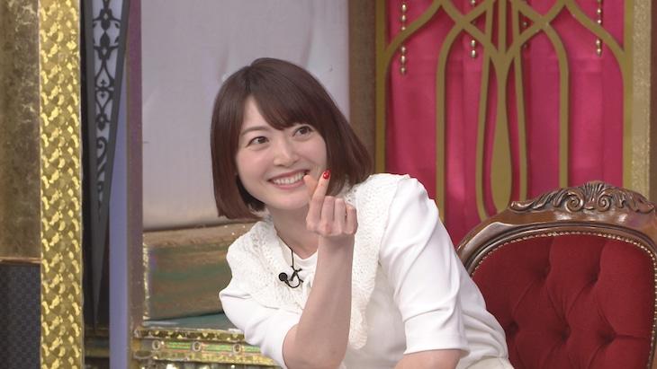 花澤香菜 (c)日本テレビ