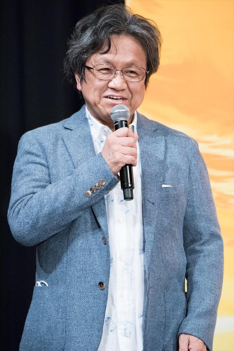 佐藤順一総監督