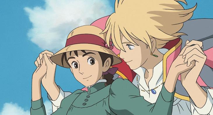 「ハウルの動く城」(c) 2004 Studio Ghibli・NDDMT