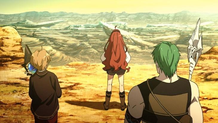 TVアニメ「無職転生 ~異世界行ったら本気だす~」PV第4弾より。
