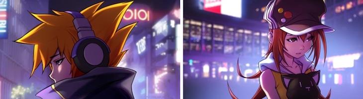 TVアニメ「すばらしきこのせかい The Animation」エンディングのイメージ。(c)SQUARE ENIX/すばらしきこのせかい製作委員会・MBS