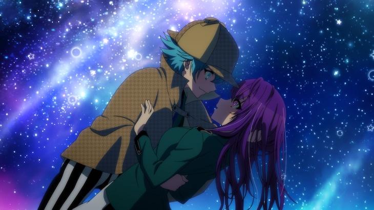 TVアニメ「美少年探偵団」第2弾PVより。
