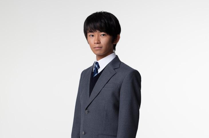 加藤清史郎扮する天野晃一郎。