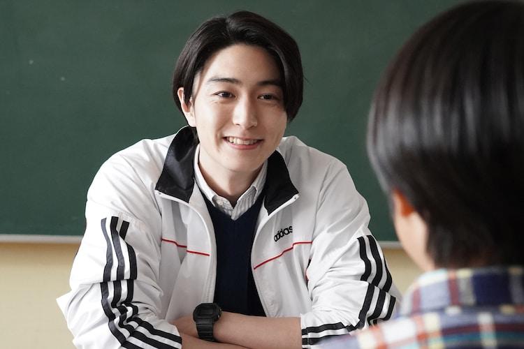 レンアイ漫画家」稲葉友が小学校の教師役で出演、あいことの疑似恋愛のターゲットに(コメントあり) - コミックナタリー