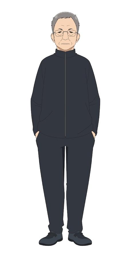 鷲巣兼六(CV:山路和弘)