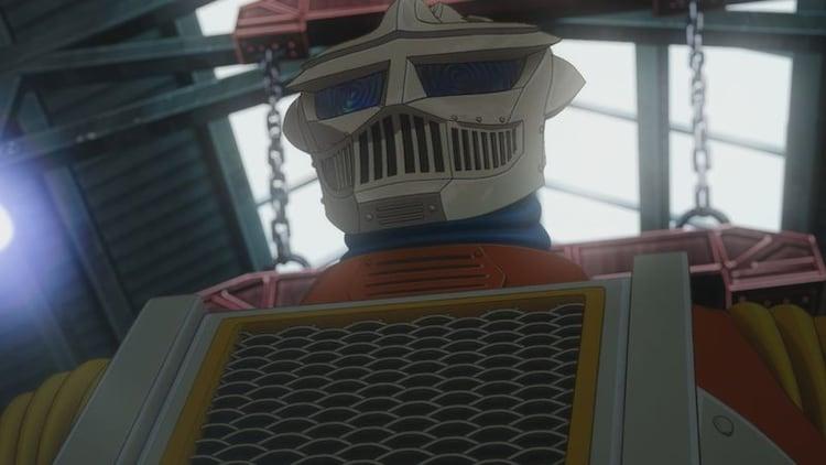 TVアニメ「ゴジラ S.P <シンギュラポイント>」の場面カット。