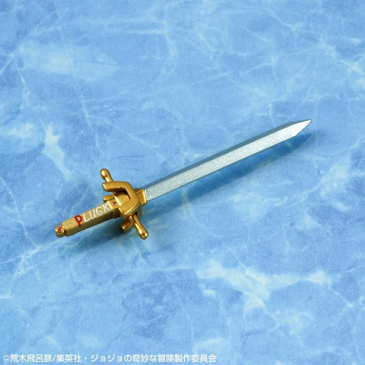 「LUCKとPLUCKの剣」