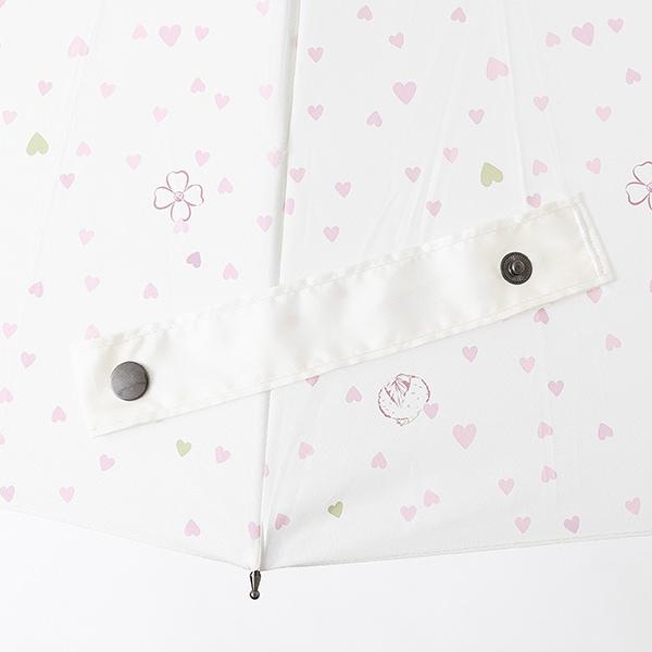 甘露寺蜜璃モデルの傘。