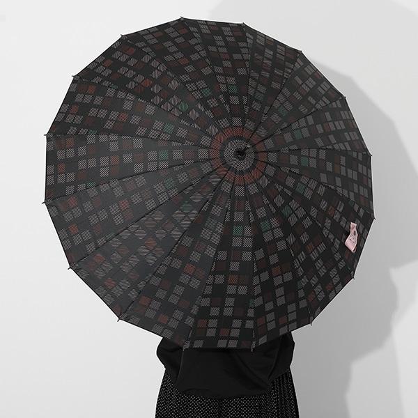 竈門禰豆子モデルの傘。