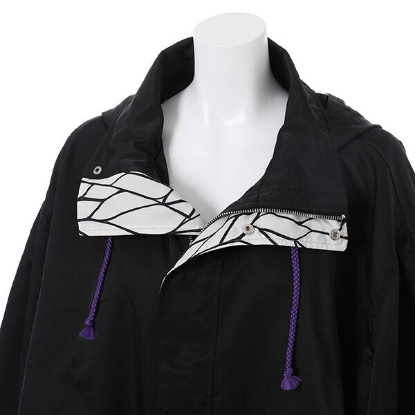 胡蝶しのぶモデルのアウター。