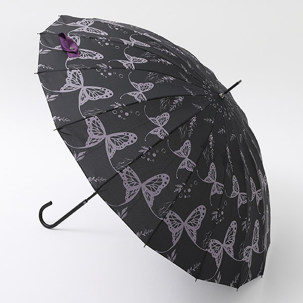 胡蝶しのぶモデルの傘。