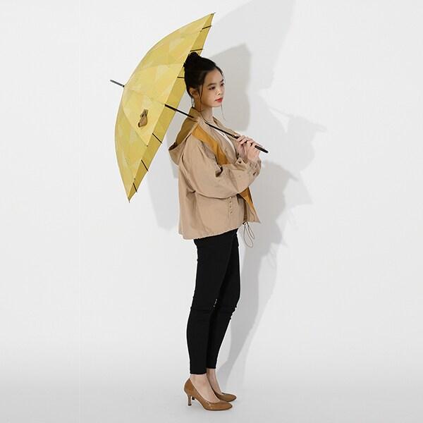 我妻善逸モデルのアウターと傘の使用イメー我妻善逸モデルのアウターと傘の使用イメージ。ジ。
