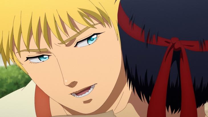 TVアニメ「セスタス -The Roman Fighter-」PV第2弾より。