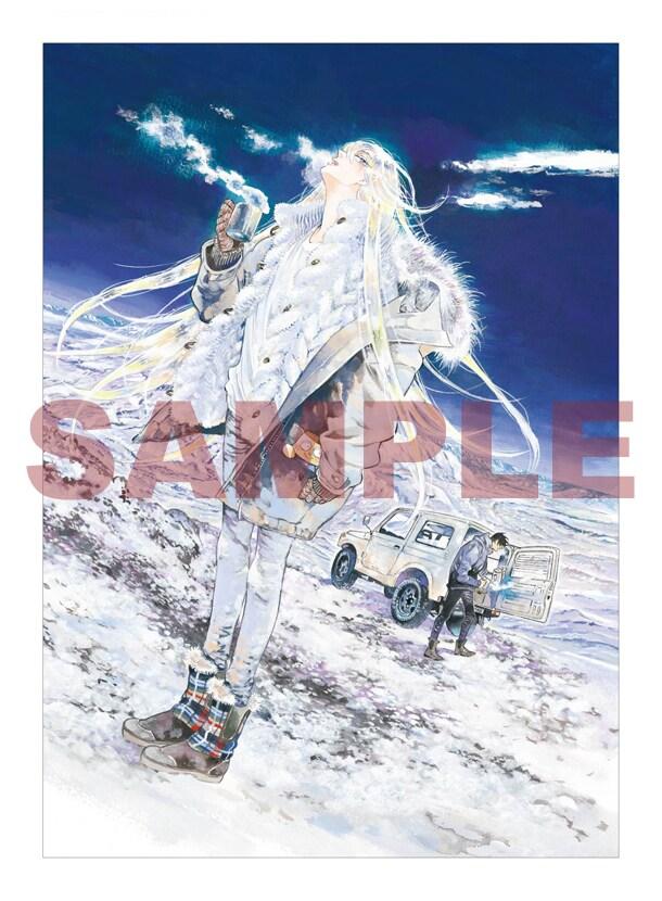 「KADOKAWAと青騎士展」展示作品のサンプル。