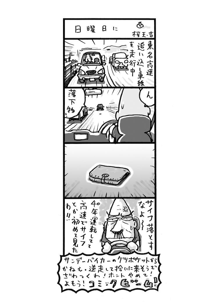 「伊豆漫玉エレジー」より。
