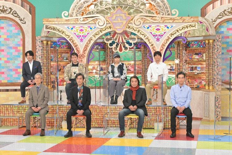 「林修の今でしょ!講座 特別編 2時間スペシャル プロが選ぶ!日本のアニメの歴史を変えたスゴいアニメ14」より。(c)テレビ朝日