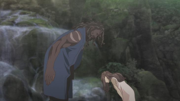 アニメ「Yasuke -ヤスケ-」新規場面カット。