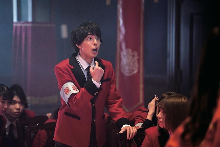 高杉真宙演じる鈴井涼太。