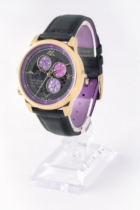 「『コードギアス 反逆のルルーシュ』 腕時計 ルルーシュモデル」