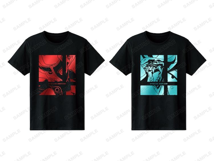 「『遊☆戯☆王SEVENS』箔プリントTシャツ」