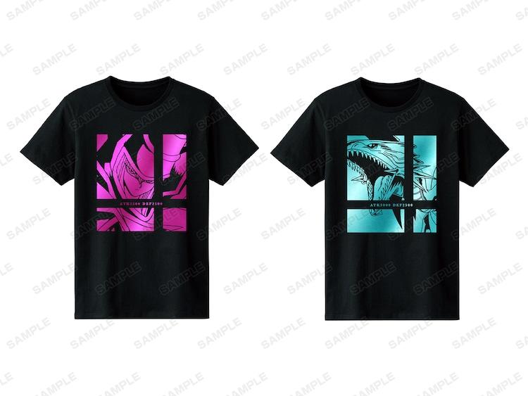 「『遊☆戯☆王デュエルモンスターズ』箔プリントTシャツ」