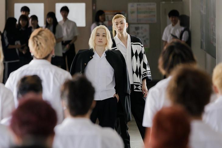映画「東京リベンジャーズ」場面写真