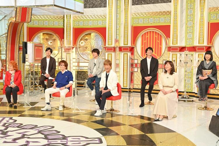 「中居正広のキンスマスペシャル」より。 (c)TBS