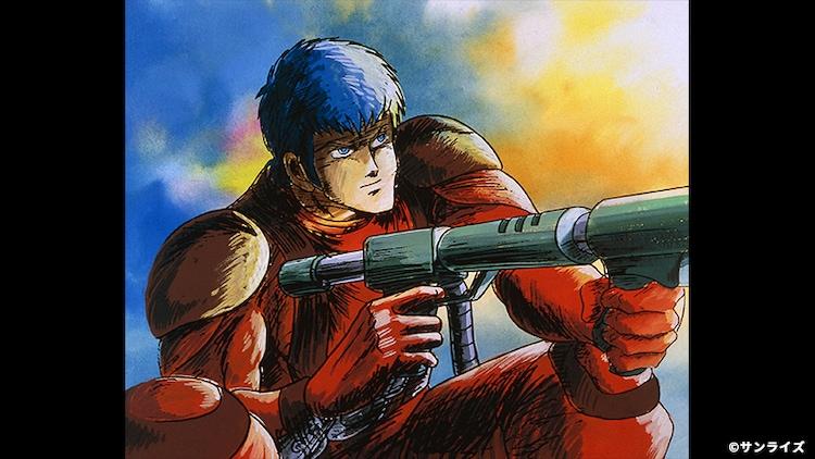 OVA「装甲騎兵ボトムズ クメン」HDリマスター版より。