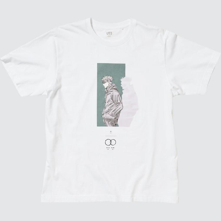 「呪術廻戦 UT グラフィックTシャツ 五条 悟」