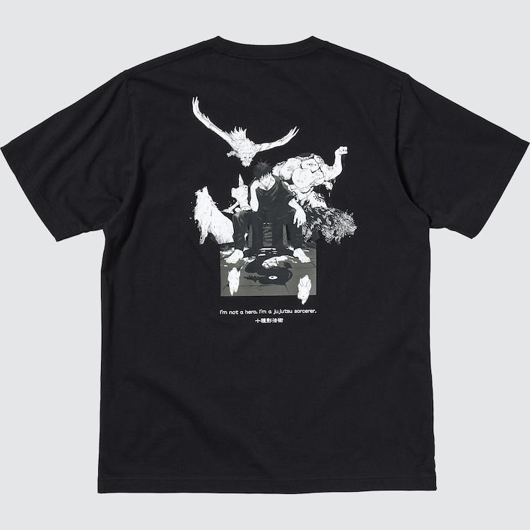 「呪術廻戦 UT グラフィックTシャツ 伏黒 恵」