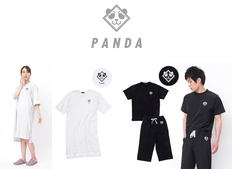 「パンダ」デザイン