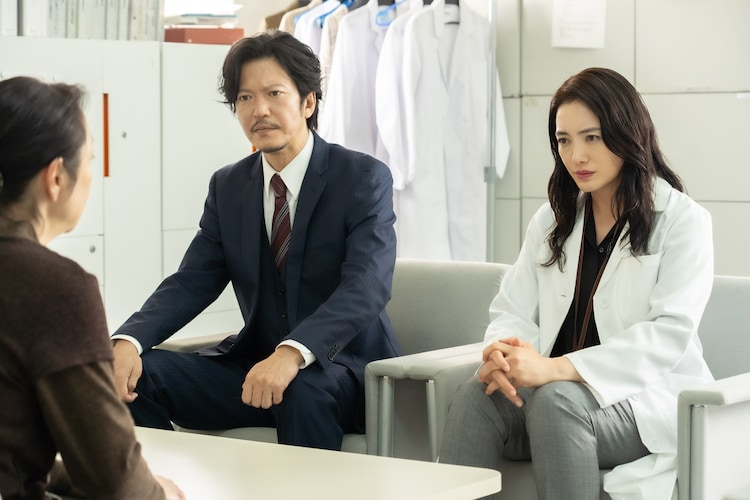 「女王の法医学~屍活師~」場面写真