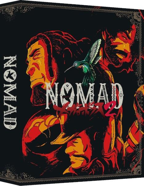 「NOMAD メガロボクス2 Blu-ray BOX」