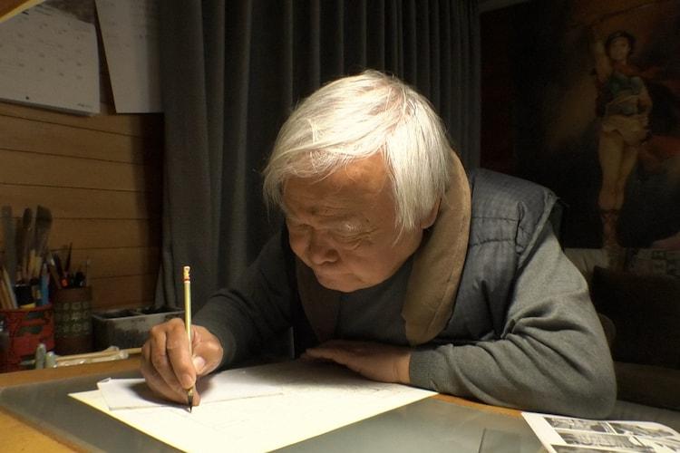 安彦良和(写真提供:NHK)