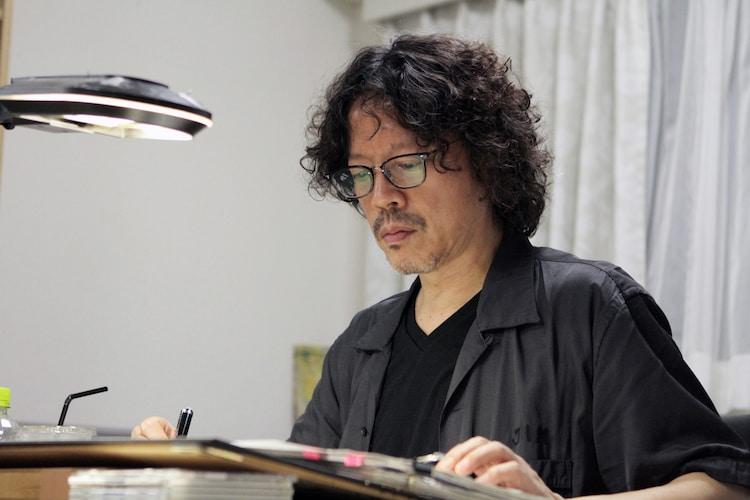 浦沢直樹(写真提供:NHK)