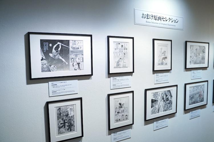 「キングダム展 -信-」よりおまけ原画セレクション。