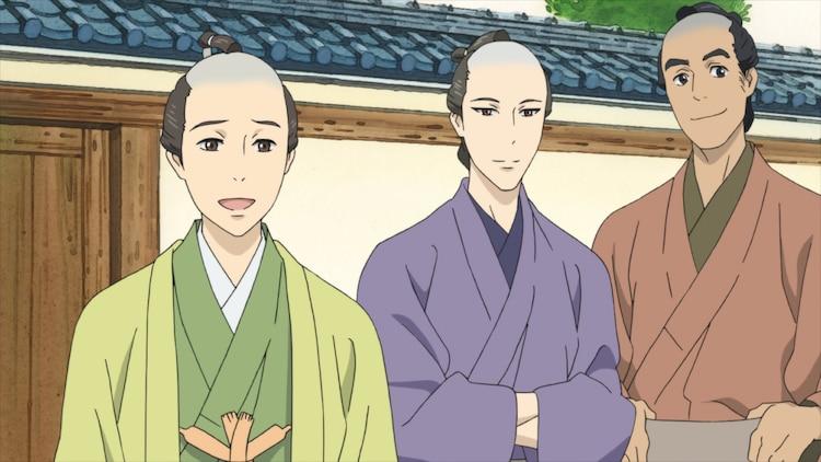 20周年記念スペシャルアニメ「しゃばけ」より。