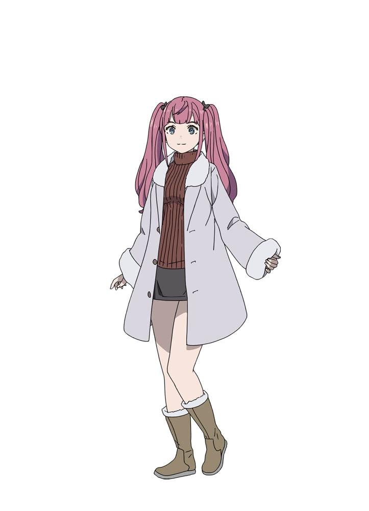 アーニャ・シモニャン(CV:木野日菜)生体医学研究所所属の研究員。吸血鬼の生態研究を専門としており、イリナの医学的データのチェックを担当する。そのため、イリナを恐れず、友好的に接する。
