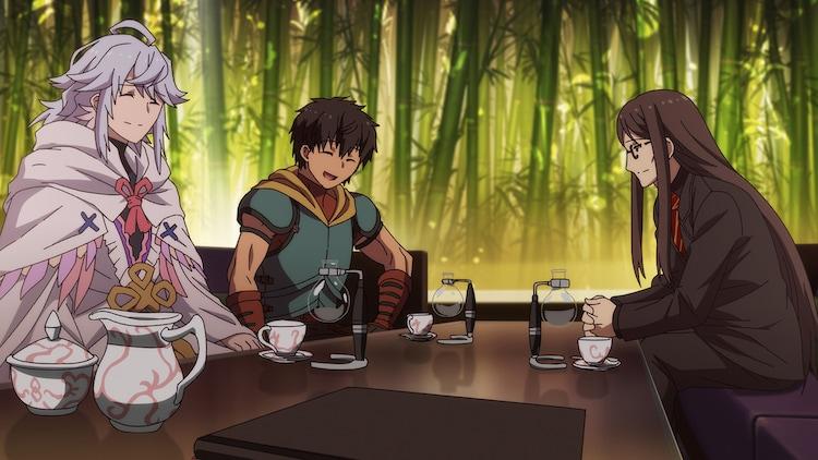 OVA「『Fate/Grand Carnival』2nd Season」場面カット