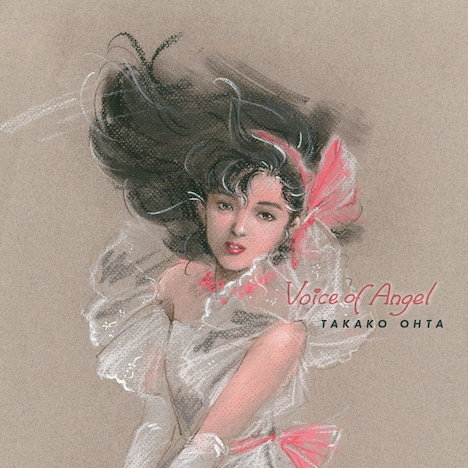「Voice of Angel」ジャケット