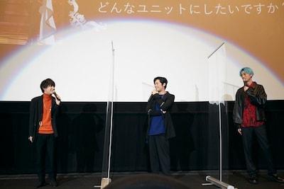 「ヴィジュアルプリズン」はカッコよさと面白さのバランスに注目、江口拓也は喉を壊す覚悟