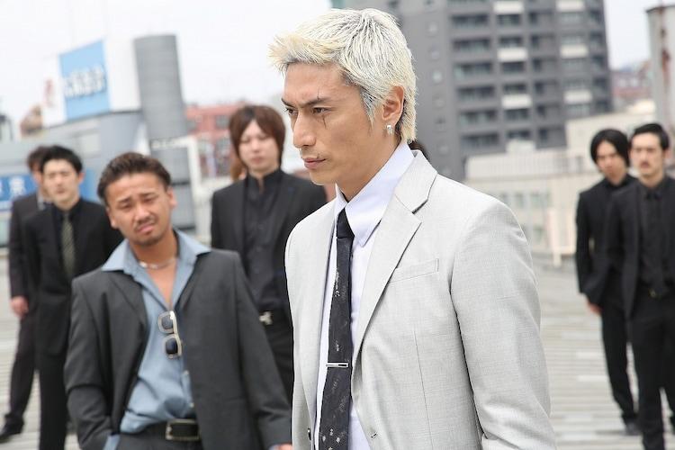 「新宿スワン」のワンシーン。(c)2015「新宿スワン」製作委員会