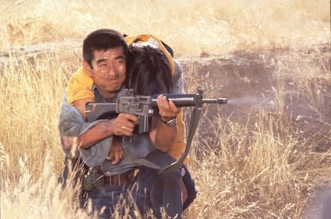 「野性の証明」のワンシーン。(c)KADOKAWA 1978