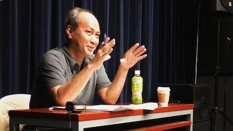 主任講師を務める高橋洋。