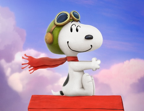「I LOVE スヌーピー THE PEANUTS MOVIE」 (c)2015 Twentieth Century Fox Film Corporation. All Rights Reserved. Peanuts (c) Peanuts Worldwide LLC.